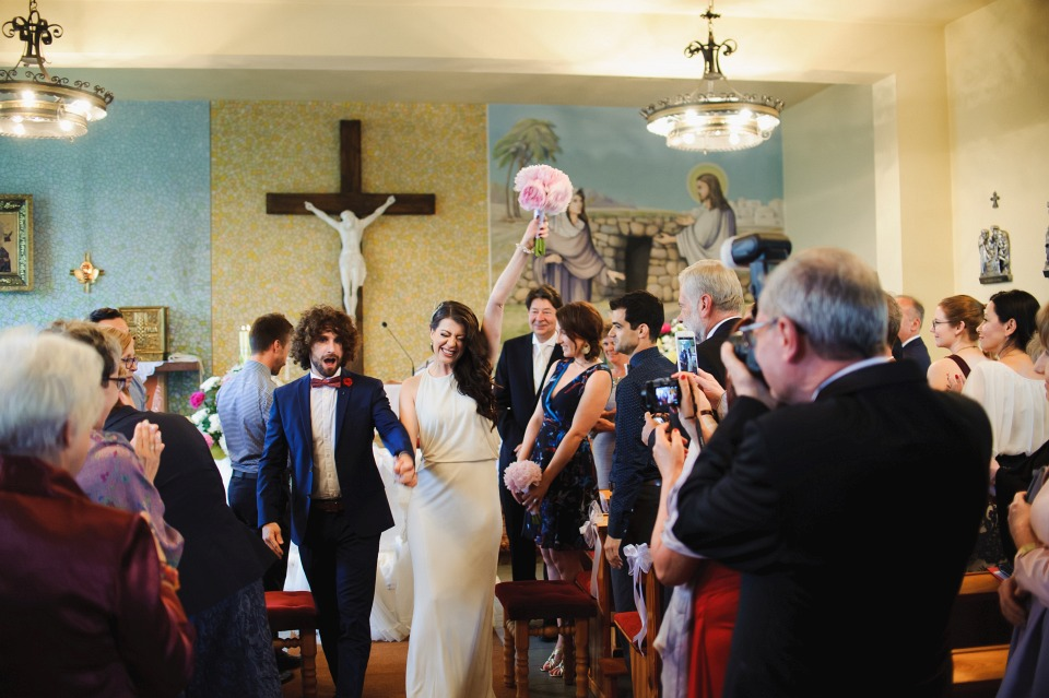 ślub w kościele tleń