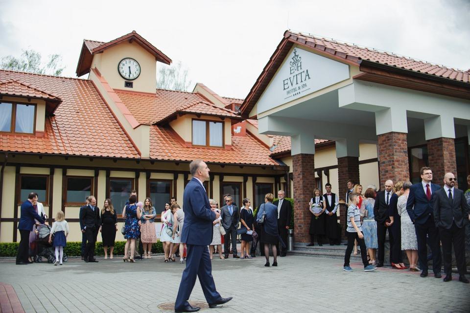 Evita Hotel SPA Tleń