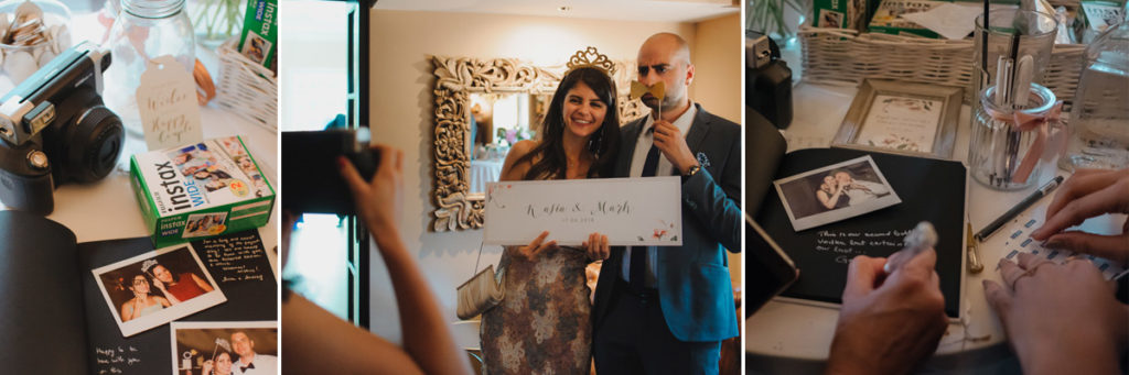 instax na wesele