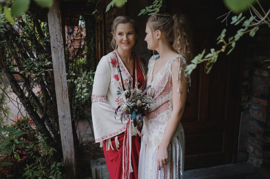 indiańskie wesele