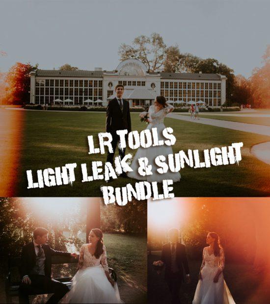 Light Leaks Lightroom preset